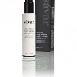 Savar antioxidant night cream 100ml
