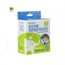Beggi Bedtime Vapour Patches 16 Patches