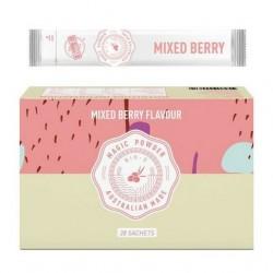 Bio-E Magic Powder Mixed Berry Flavour 28s 魔法轻食粉 28包 (梅子味)