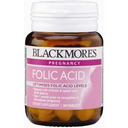 Blackmores Folic Acid 90c