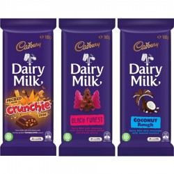 Cadbury Chocolate Block 180g