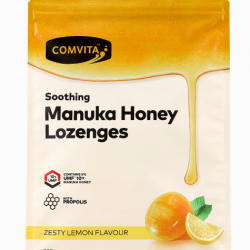 Comvita Manuka Honey UMF10+ with propolis 500g 【Lemon】
