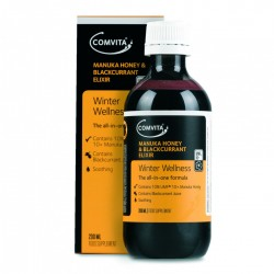 Comvita winterwellness10+&Blackcurrant elxir 200ml