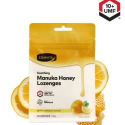 Comvita Manuka Honey Lozenges UMF10+ (40loz)