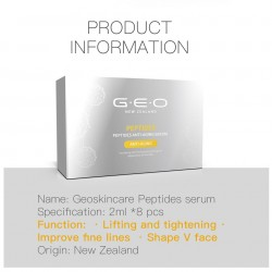 Geo skincare Bee Peptides  anti-aging essence 2ml*8