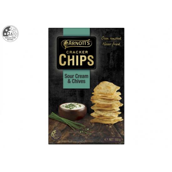 ARNOTT's Cracker Chips 150g