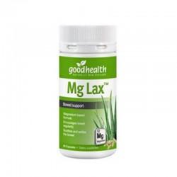 Good Health Mg Lax 60s