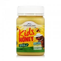 Streamland 新溪岛 天然儿童蜂蜜 宝宝蜂蜜 500g   【保质期2024/10】