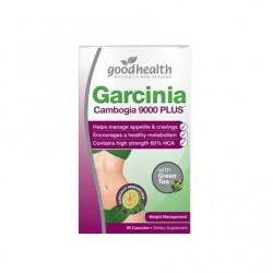 Good Health Garcinia Cambogia 9000 PLUS™ 60c'