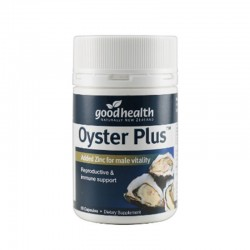 Good Health Oyster Plus Male Vitality 60 Capsules