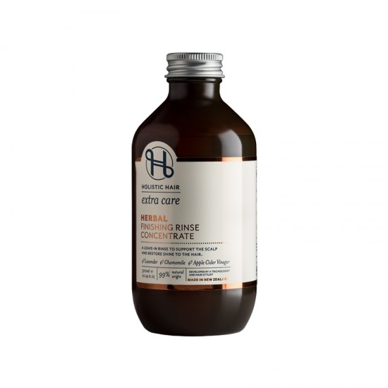 HOLISTIC HAIR Herbal Finishing Rinse Concentrate 300ml