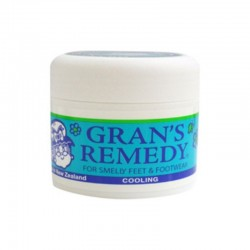 Gran's Remedy Cooling Powder with Peppermint oil 50g 【Blue 】